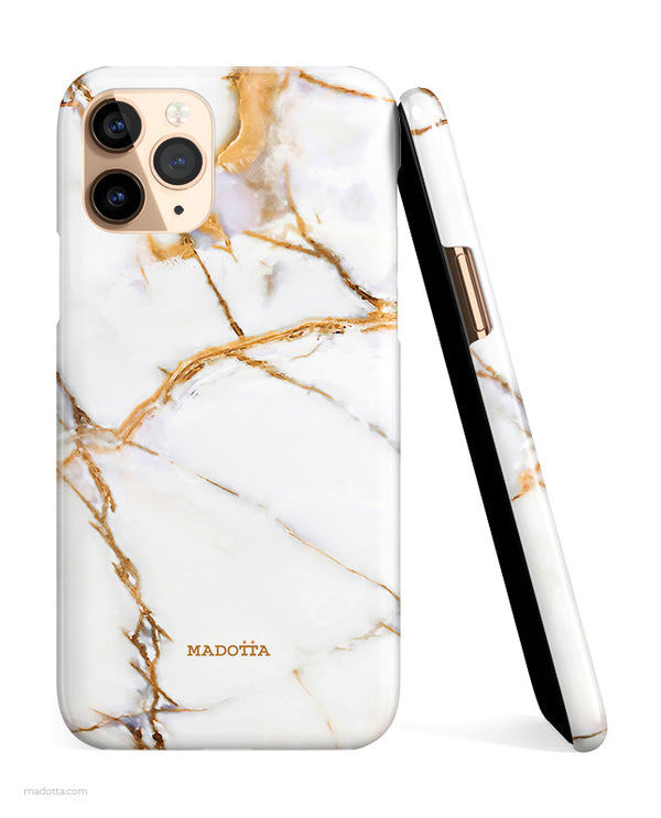 Onyx Marble iPhone Case hide
