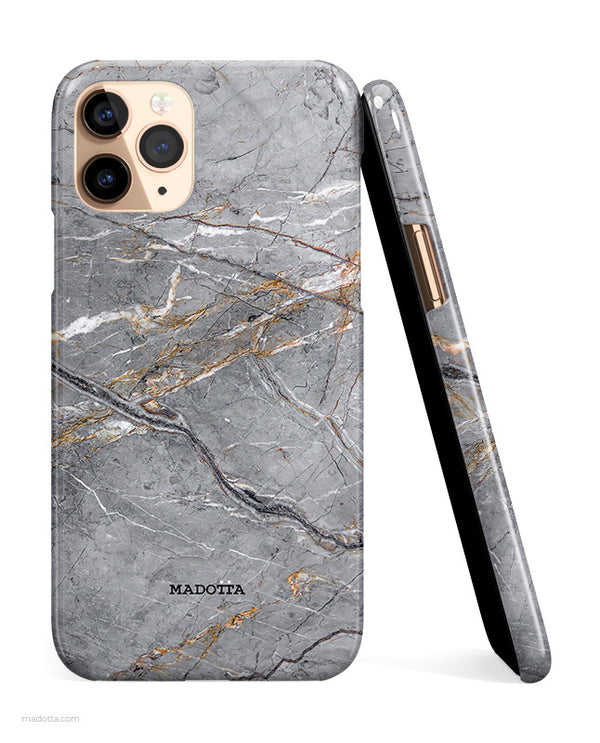 Silver Lake Marble iPhone Case hide