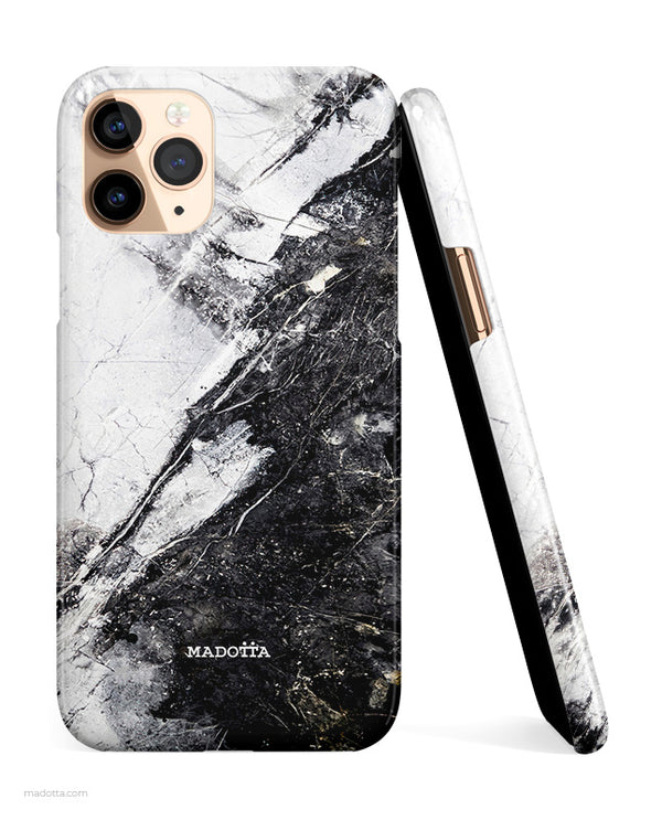 Day Night Marble iPhone Case hide