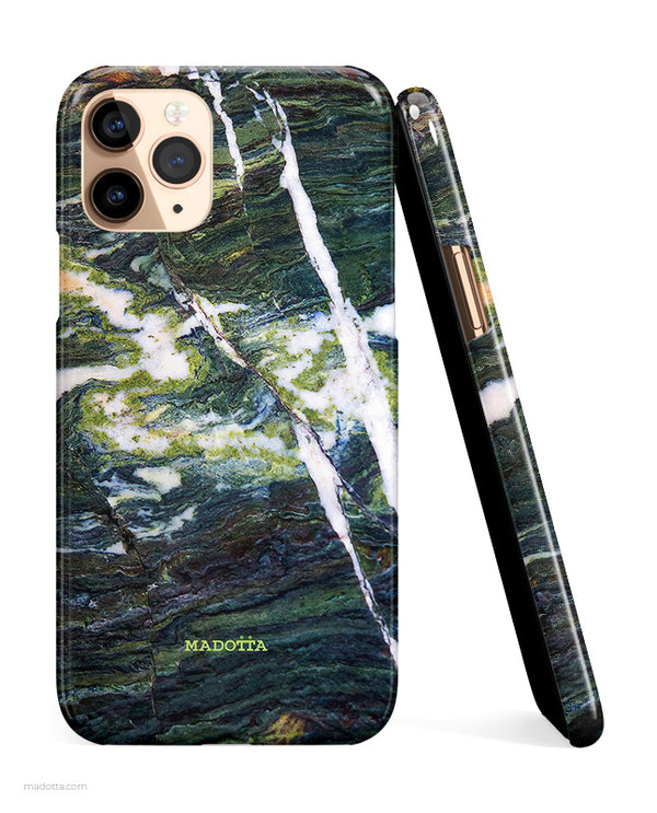 Rainforest Green iPhone Case hide
