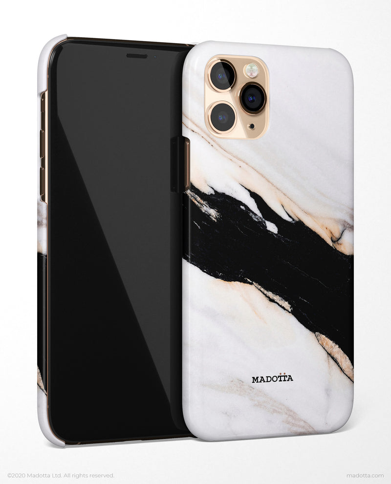 Panda Marble iPhone Case