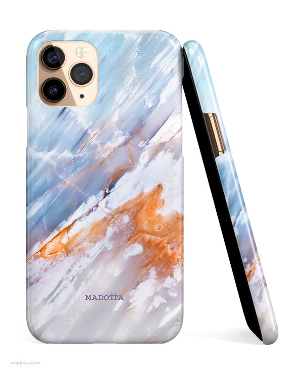 Gold Coast Marble iPhone Case hide