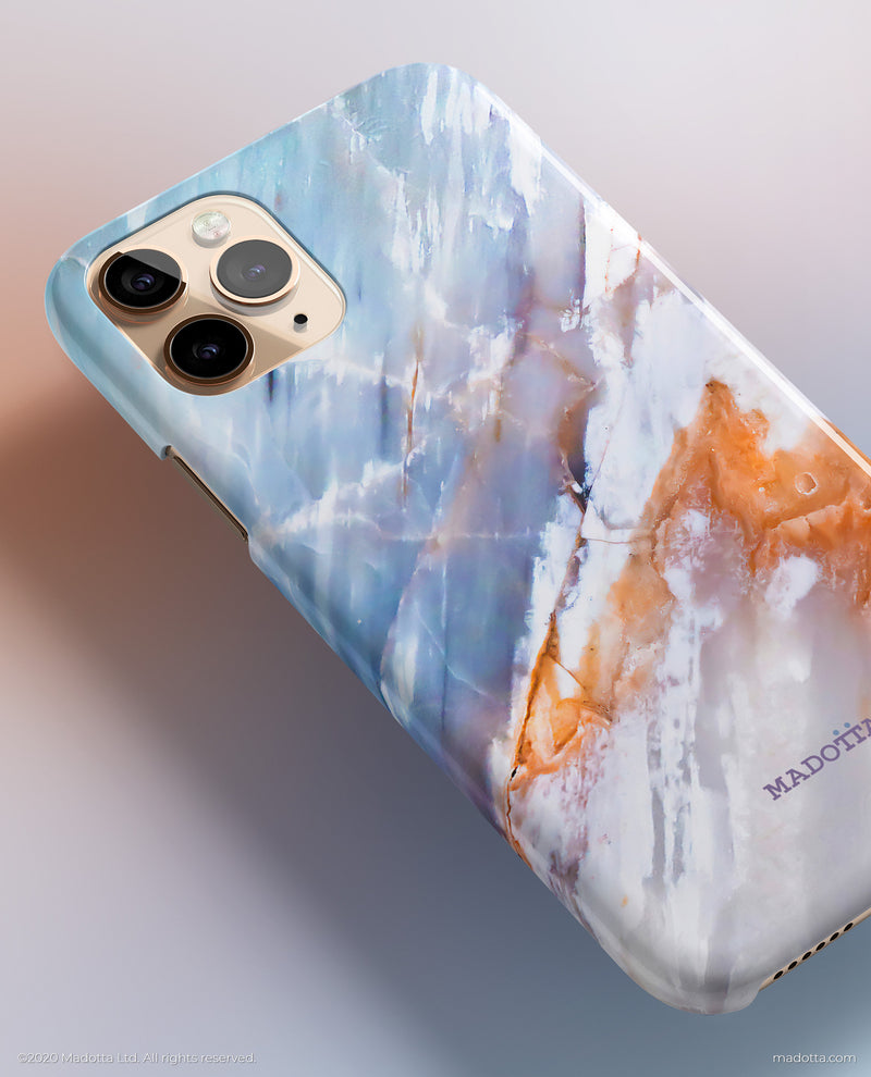 Gold Coast Marble iPhone Case