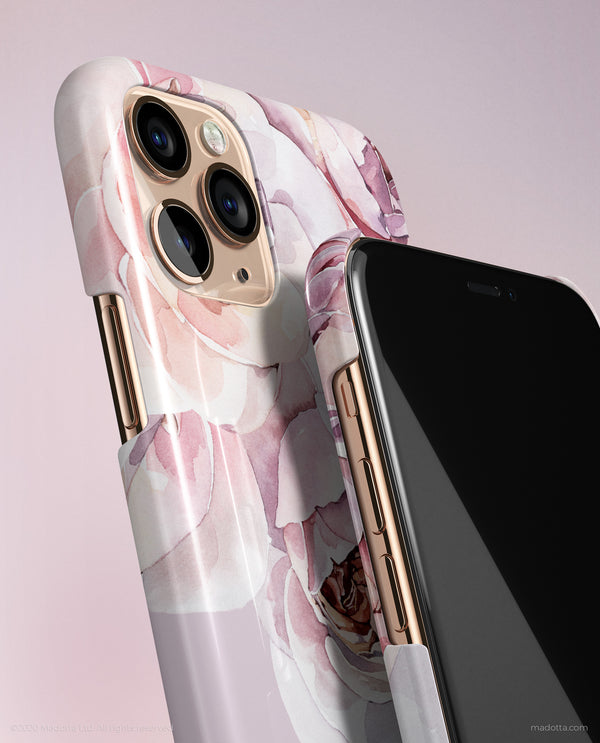 Honeymilk Rose iPhone Case
