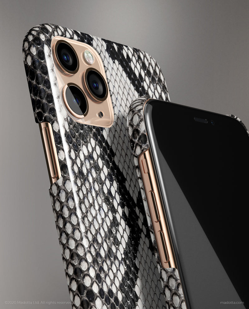 Snakeskin Print iPhone Case