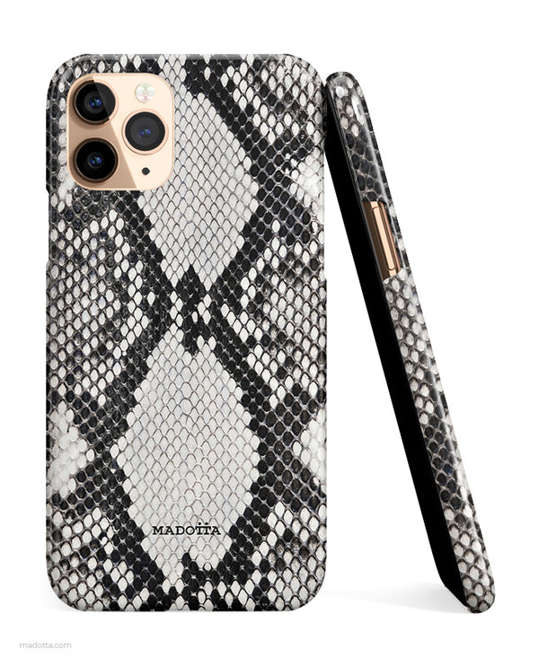 Snakeskin Print iPhone Case hide