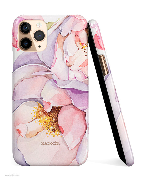 Pink Roses iPhone Case hide