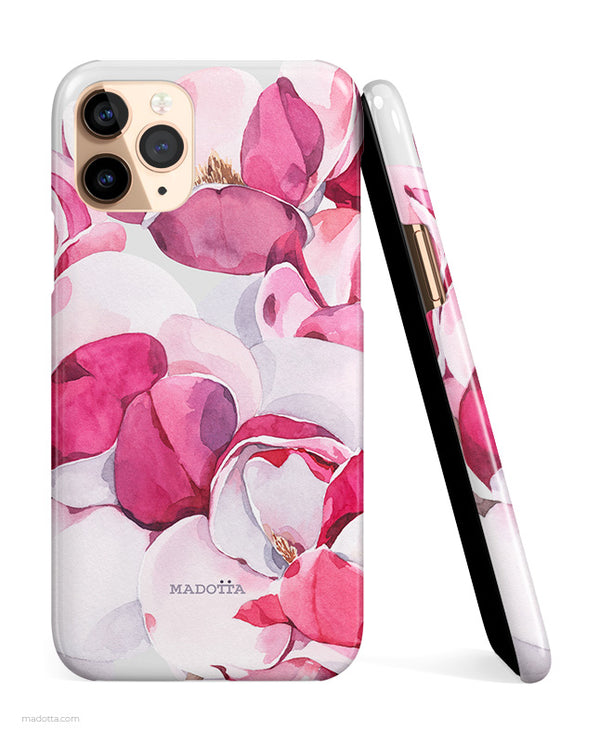 Magnolia iPhone Case hide