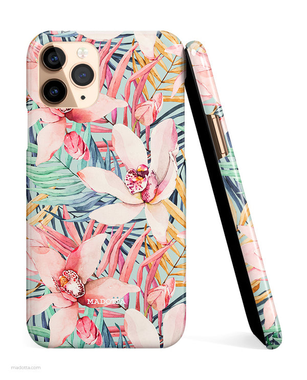 Tropical Days iPhone Case hide