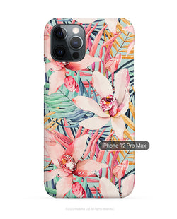 Tropical Days iPhone Case