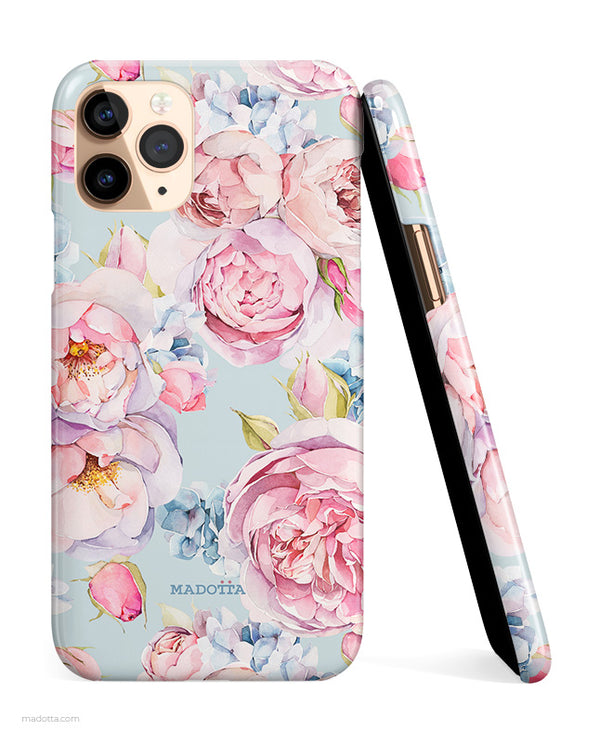 Summer Blooms iPhone Case hide