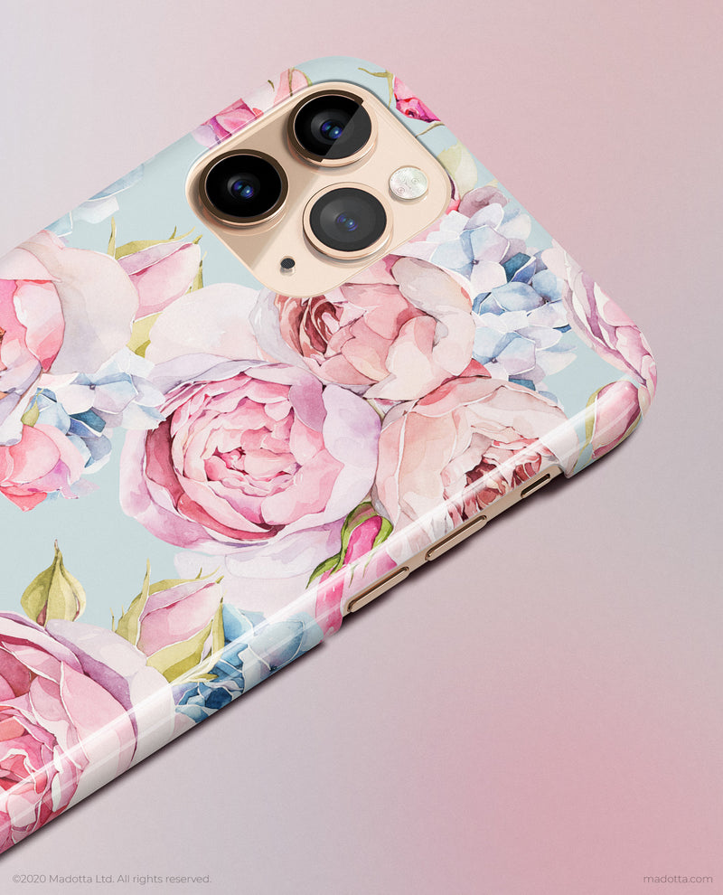 Summer Blooms iPhone Case