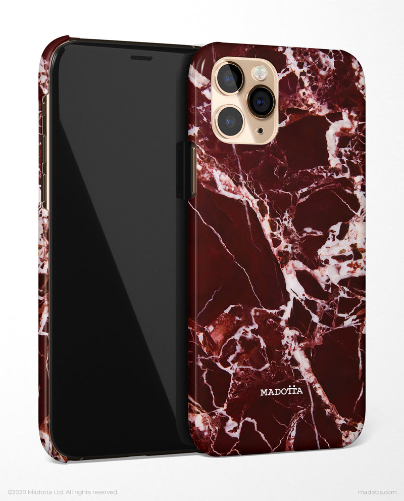 Roja Marble iPhone Case