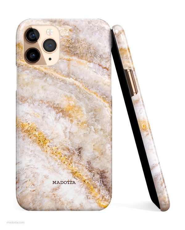 Golden Sand Marble iPhone Case hide