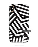 Dazzle Camo iPhone Case