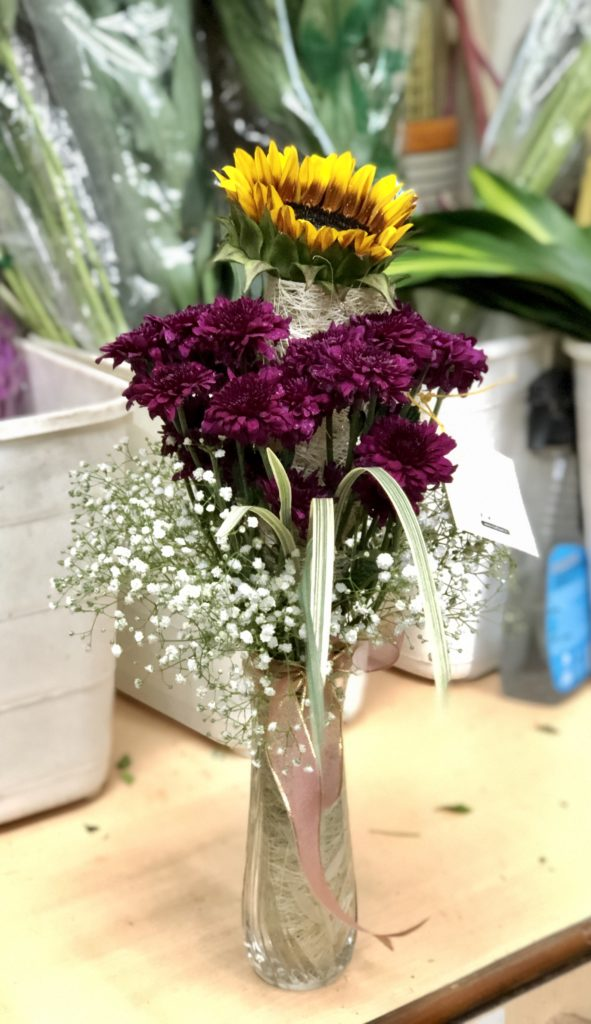 Send Flowers Online on New Year