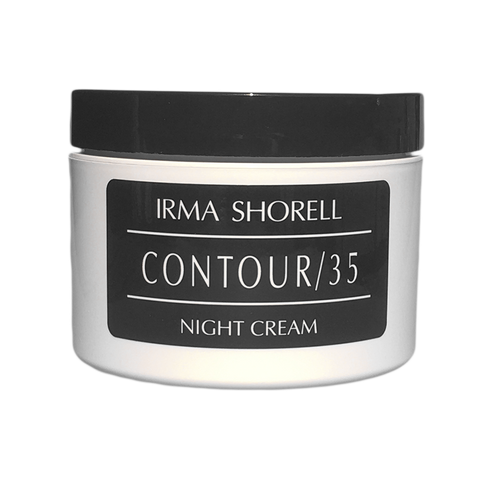 IRMA SHORELL CONTOUR/35 NIGHT CREAM 8.8 OZ