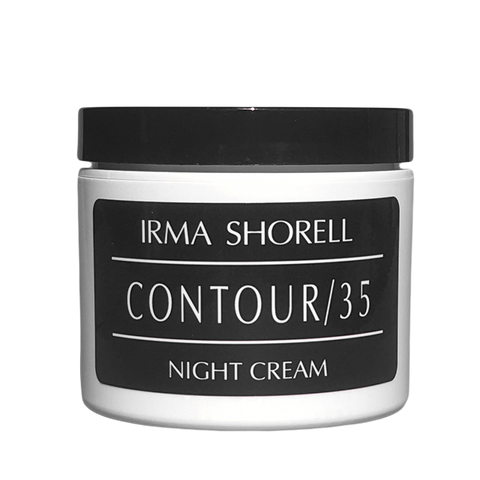 IRMA SHORELL CONTOUR/35 NIGHT CREAM 4.4 OZ