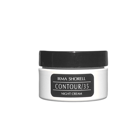 IRMA SHORELL CONTOUR/35 NIGHT CREAM 0.75 OZ