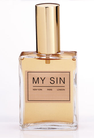 My Sin eau de toilette spray 2.0 fl oz 60 ml