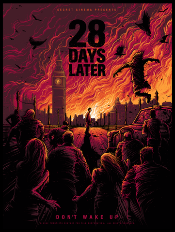28 Days later - Dan Mumford - April 2016