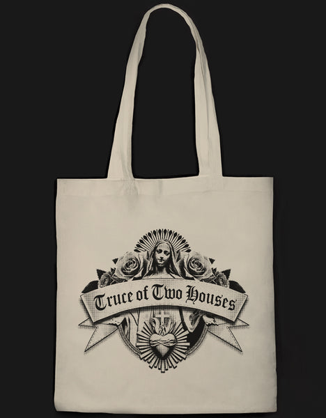 Truce of Two Houses Tote Bag