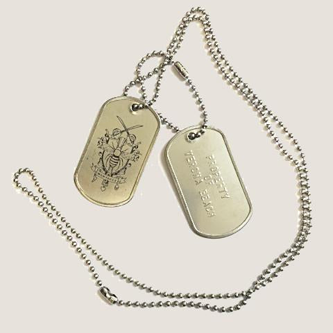 Montague Dog Tags