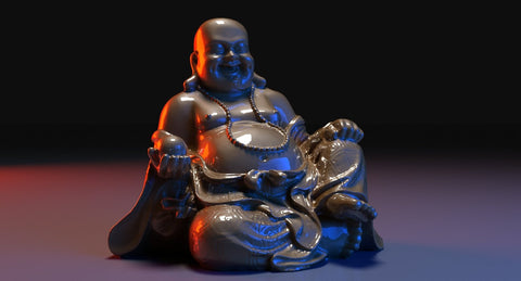 Chinese Buddha - WireCASE