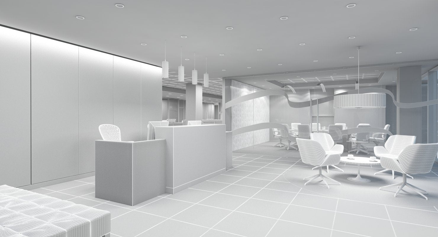 Corporate Office Interior - WireCASE