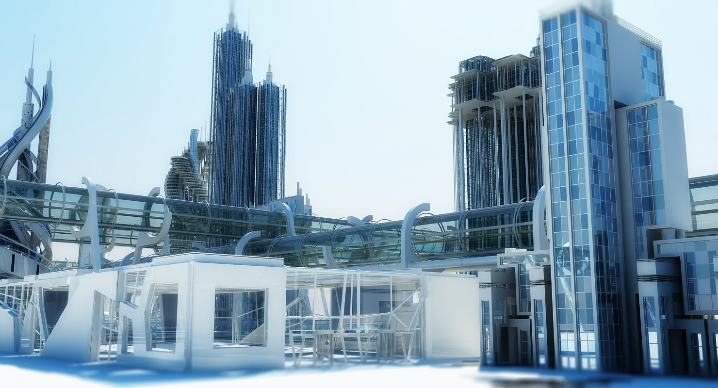Future City HD 4 - WireCASE