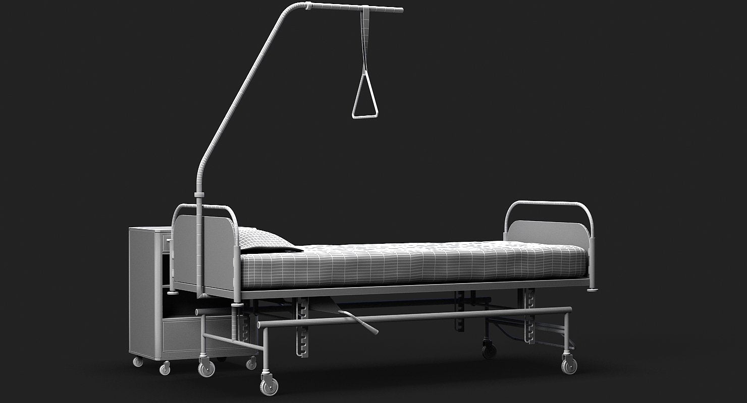 Hospital Bed - WireCASE