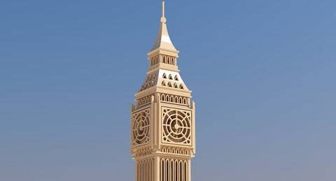 Big Ben Free - WireCASE