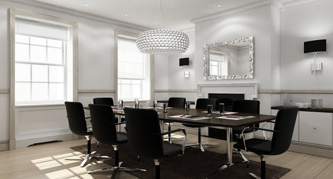 Classic Boardroom Interior - WireCASE