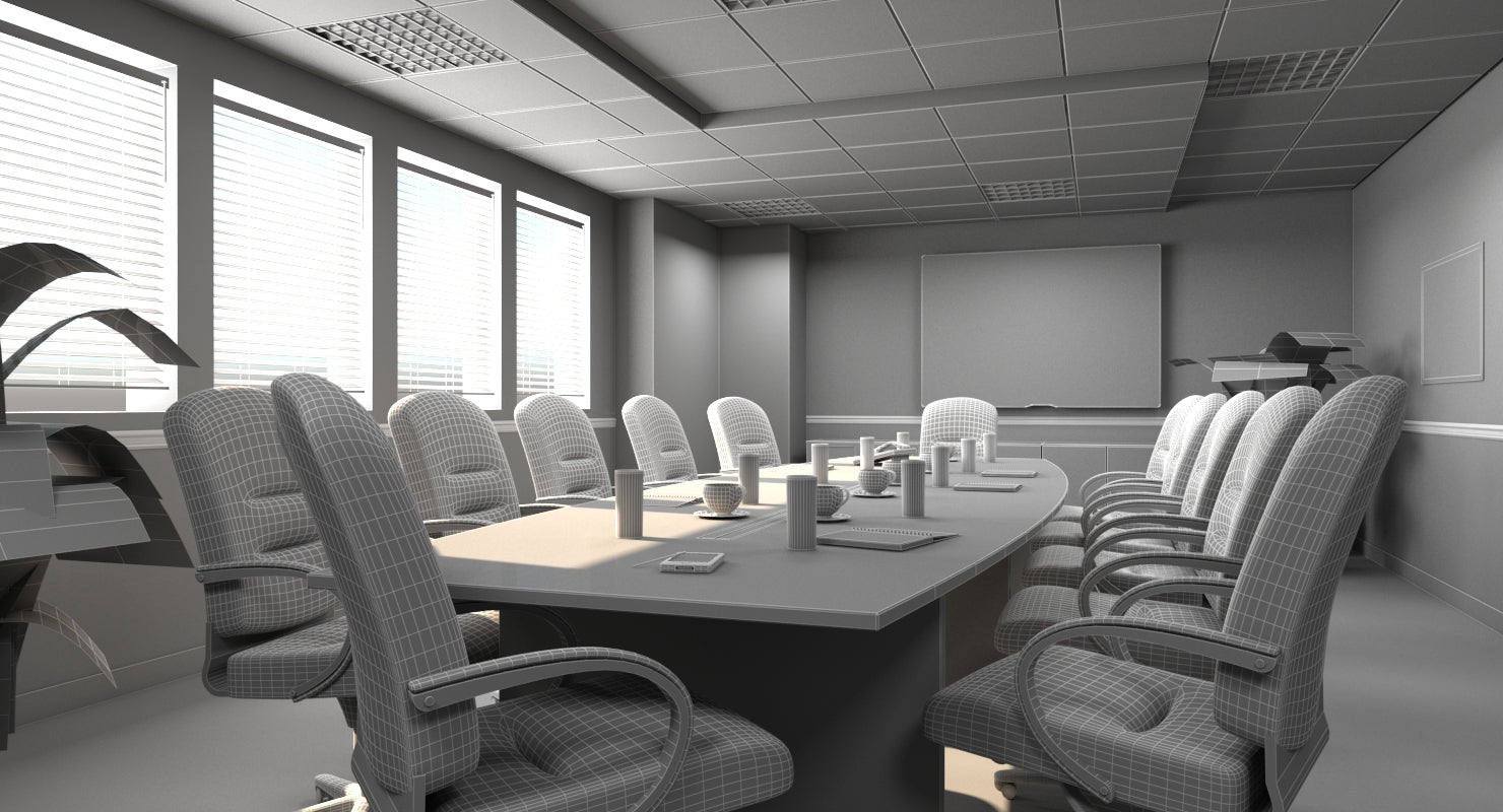 Conference Room 3D 10 - WireCASE