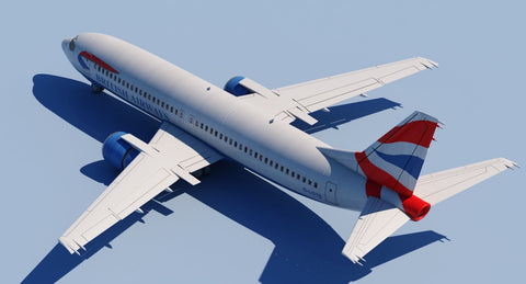 737 Air British Airways