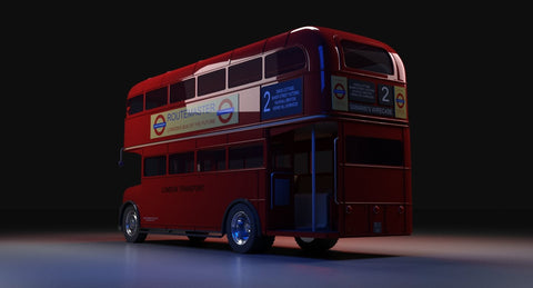 London Bus - WireCASE
