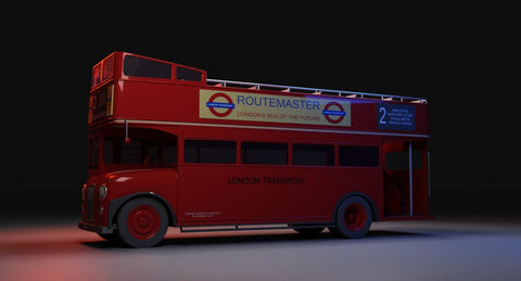 London Tour Bus - WireCASE