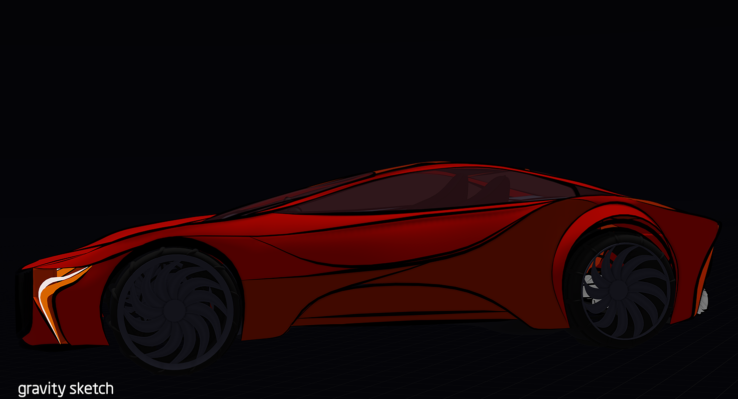 Concept Car 2 - WireCASE