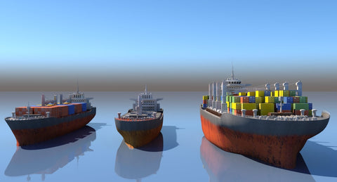 Cargo Vessel Collection - WireCASE