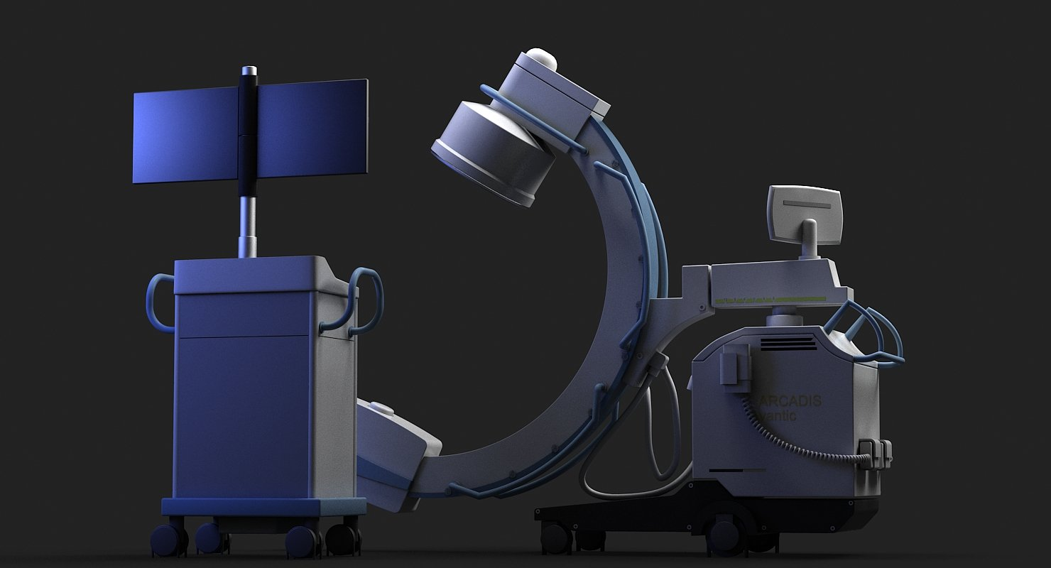 C-Arm X-ray Machine - WireCASE
