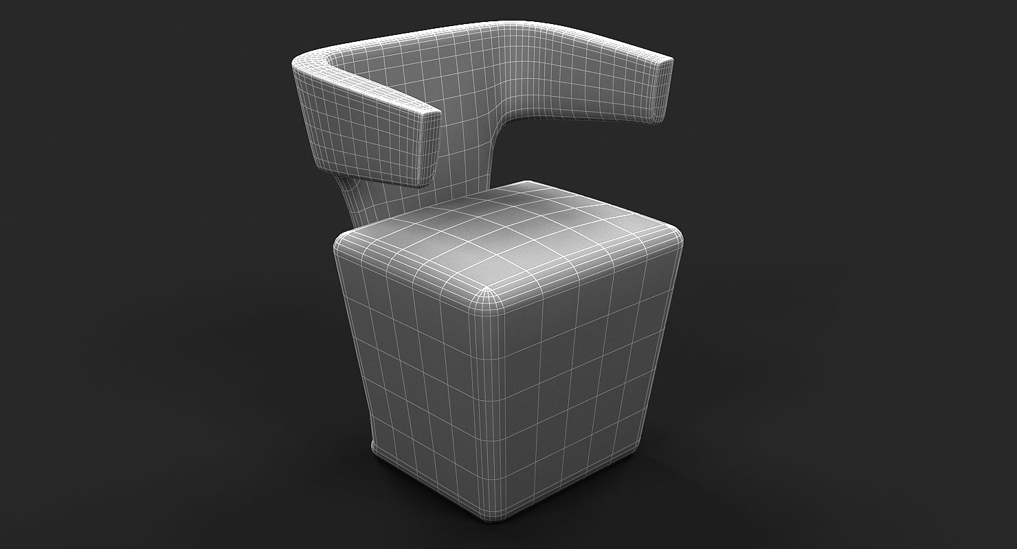 Chair 03 - WireCASE