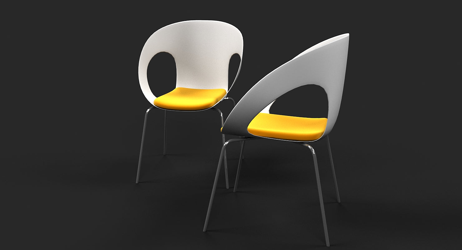 Chair 04 - WireCASE