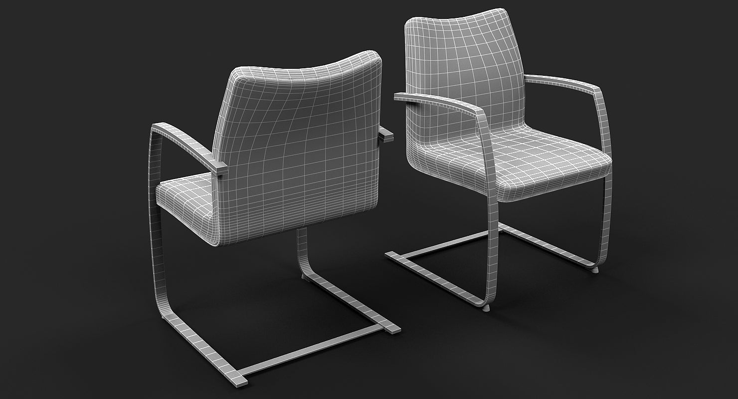 Chair 05 - WireCASE