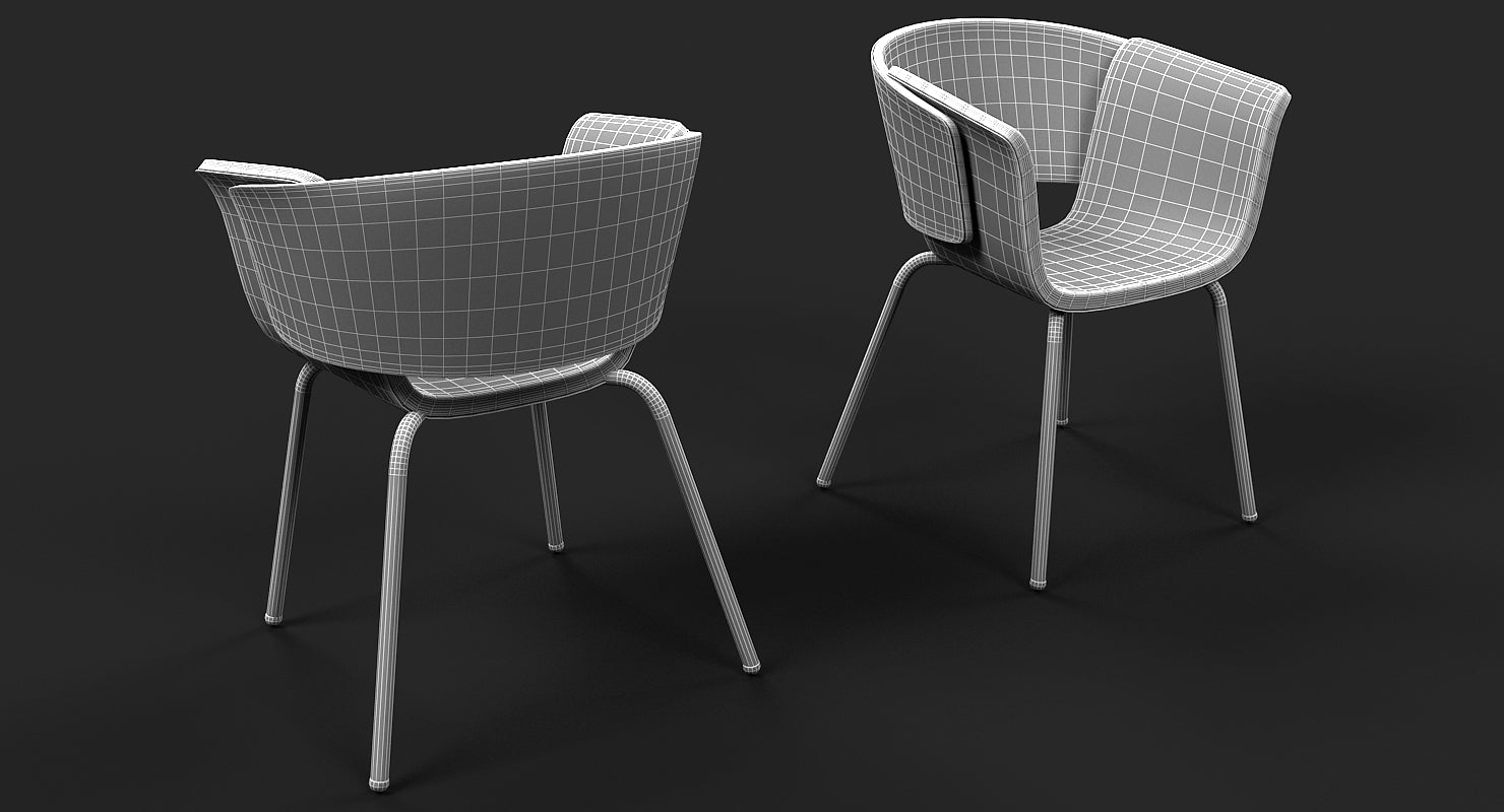 Chair 08 - WireCASE