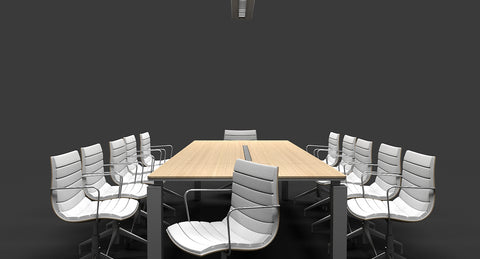 Meeting Table set - WireCASE