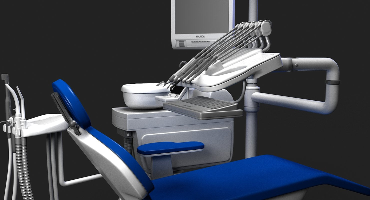 Dental Chair - WireCASE