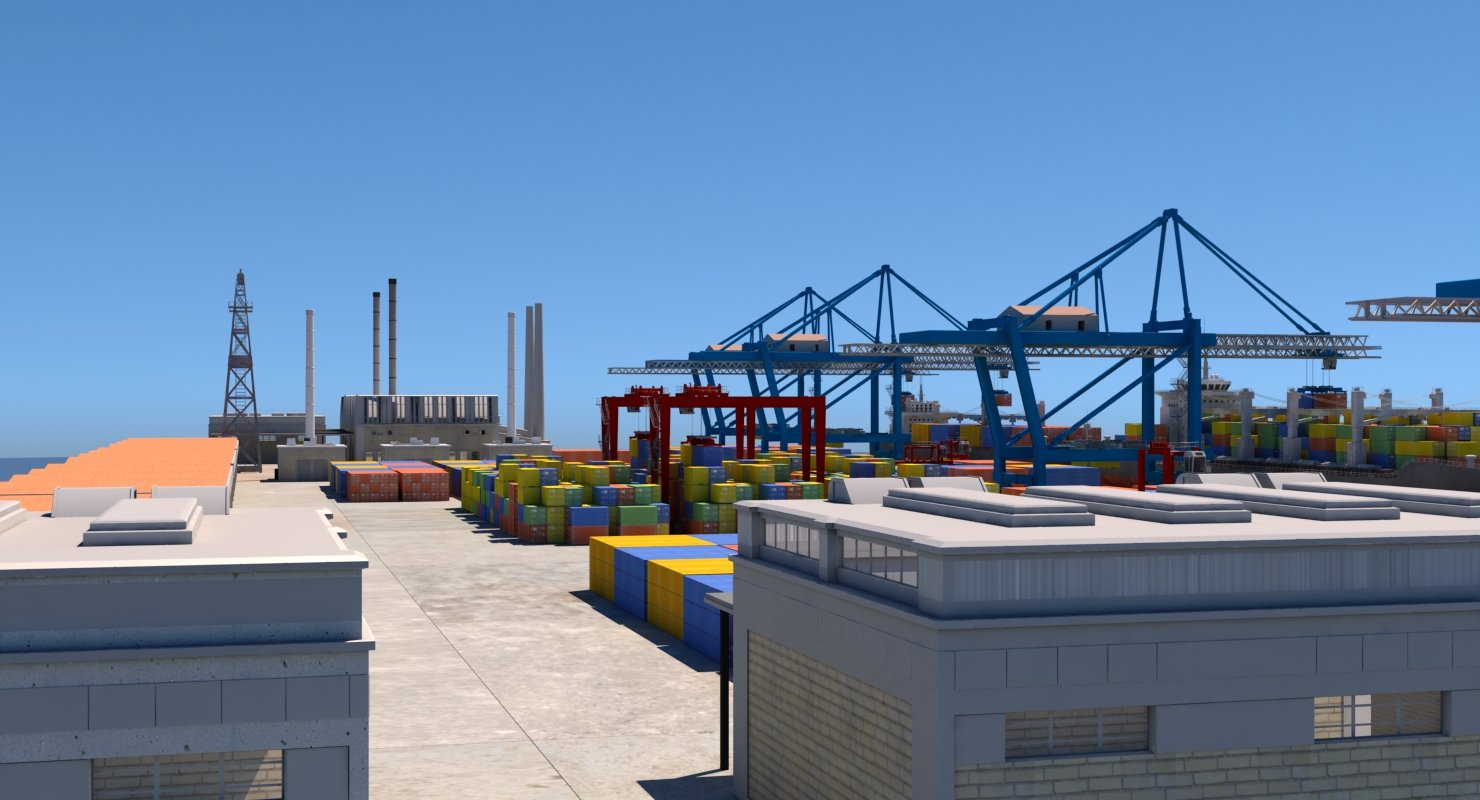 Cargo Dockyard - WireCASE
