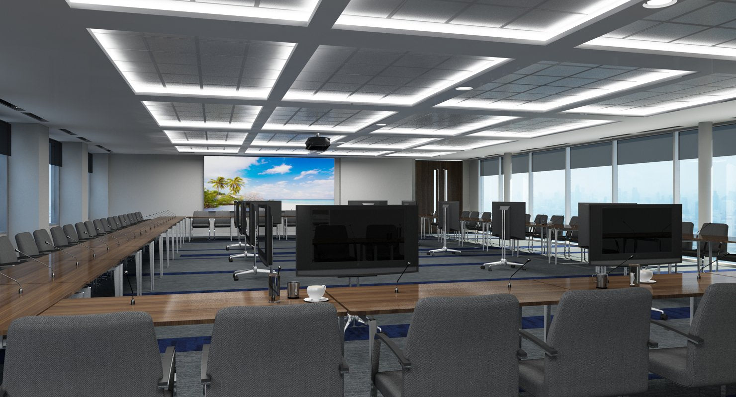 Large Conference Room - WireCASE