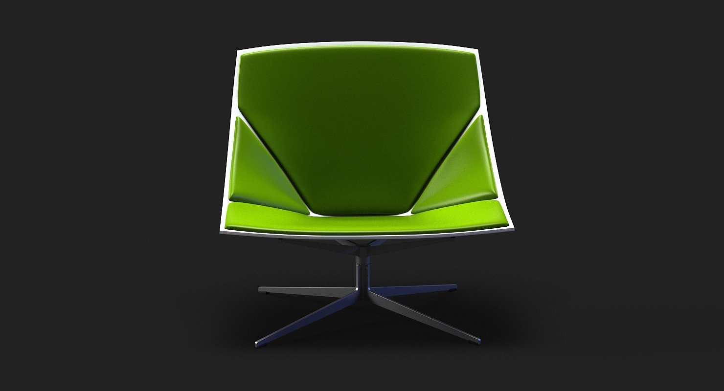 Fritz Hansen Space Chair - WireCASE