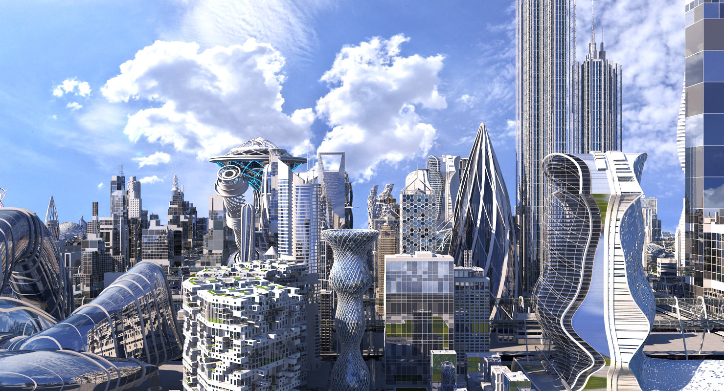 Future City HD 20